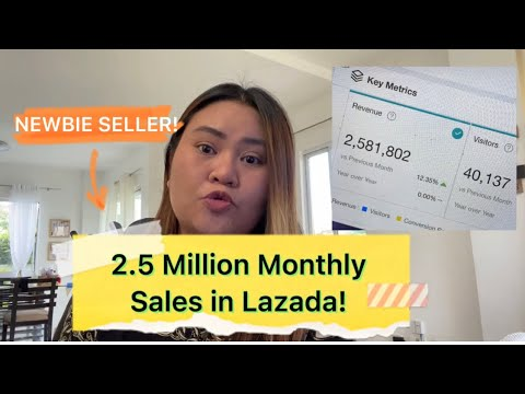 PANO MAGBENTA ONLINE ( LAZADA / SHOPEE) 2021 TUTORIAL / TIPS /  HOW TO BE A Lazada Seller