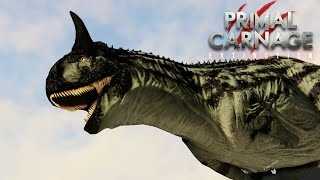 CARNO GOTTA GO FAST!! Primal Carnage Extinction  || Part 14