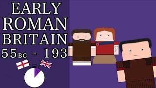Ten Minute English and British History #01 - Early Roman Britain (Short documentary)