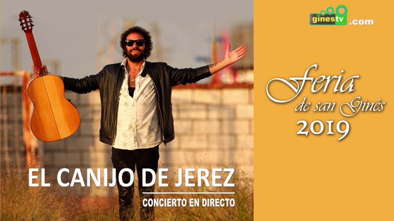 El Canijo de Jerez en la Feria de Gines 2019