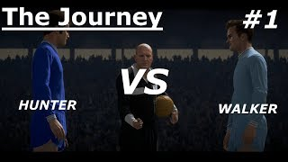 Fifa 19 The Journey Osa 1 | Jim Hunterin 100. Maali!!!!!