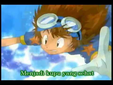 Digimon Opening Mimpi Tiada Akhir  Dub Indonesia