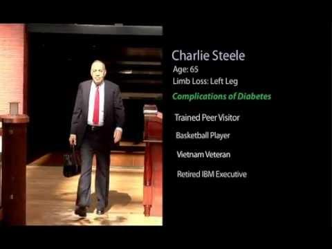 Amputee Coalition Charlie Steele