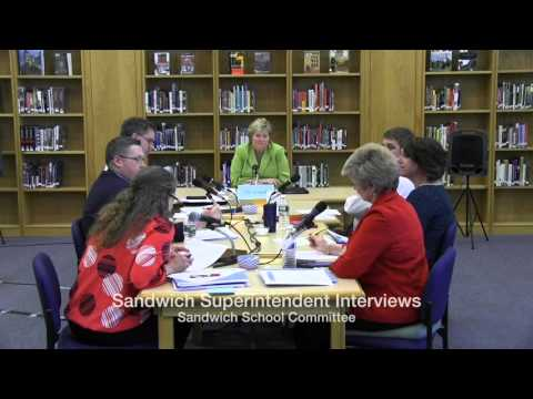 Superintendent Interviews –Dr. Pamela A. Gould