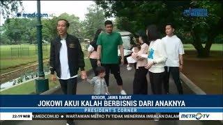 Siapa Penerus Karir Politik Jokowi ?