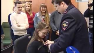 Студенты юридических факультетов прошли тест на полиграфе(ГТРК Вятка)