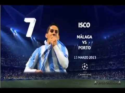 ?Top 10   Mejores Goles de la Uefa Champions League 2012 2013?  HD
