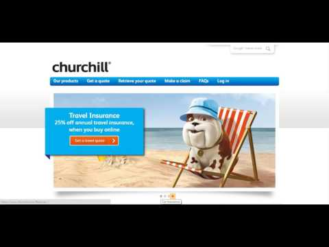 Car Insurance  Churchill