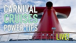 Carnival Tips and Tricks