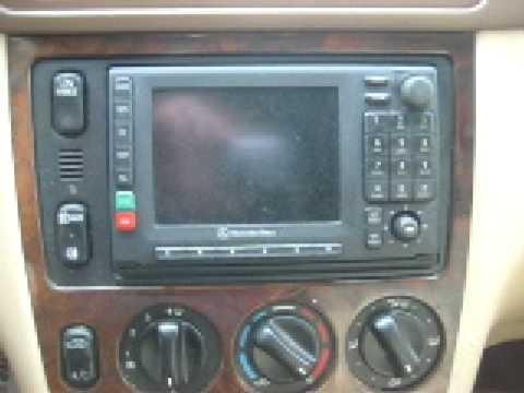 W163 ml ml430 ml500 ml320 ml350 ml55 mcs and naviga for 2001 mercedes benz ml320 radio