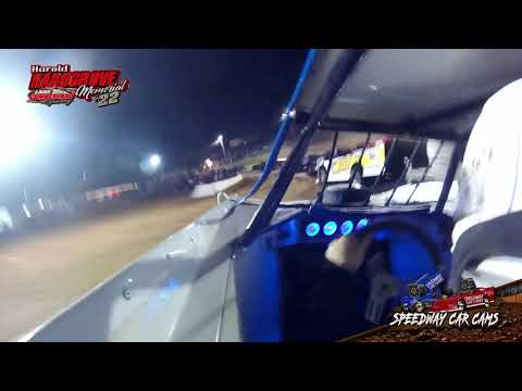 #1X Victor Lee - Super Late Model - 8-24-19 Lake Cumberland Speedway - In-Car Camera
