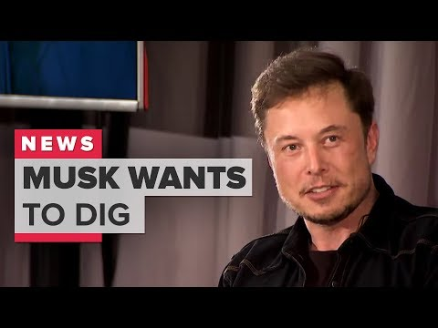 Elon Musk's Boring Company wants to dig under LA