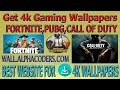 How To Download 4k Ultra HD Gaming Wallpapers (2160p)