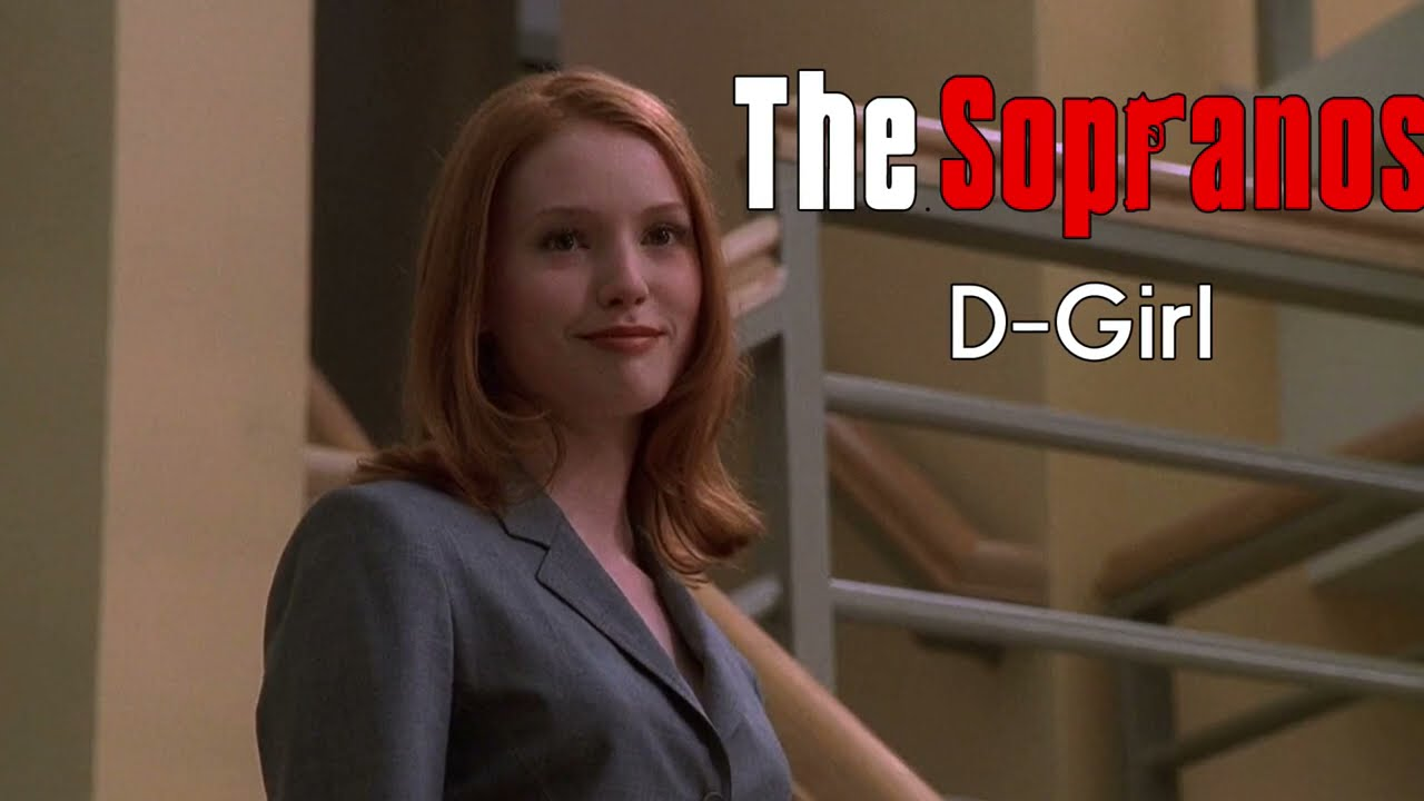 """Download The Sopranos: """"D-Girl"""""""