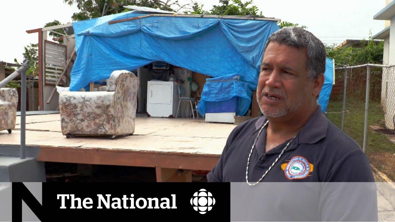 Puerto Rico's mental health crisis a consequence of Hurricane Maria