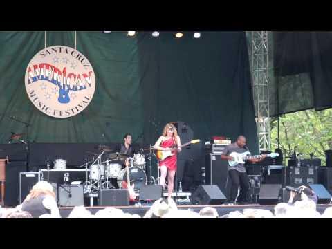Ana Popovic: Jimi Hendrix medley, 5/23/2015
