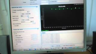 Speed test of the RD9700 USB2 0 To Fast Ethernet Adapter