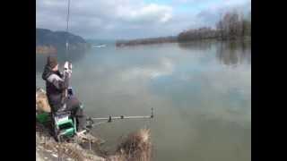 Stillwasser Feedern Jänner Teil 2