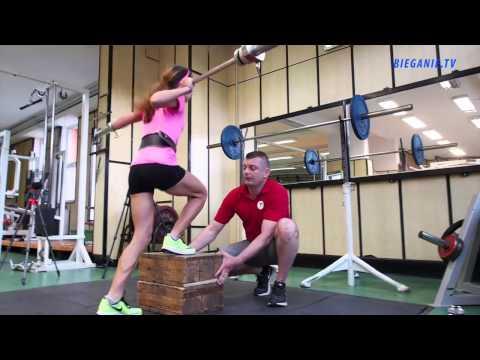 Trening mocy z Sofią Ennaoui i Wojciechem Szymaniakiem