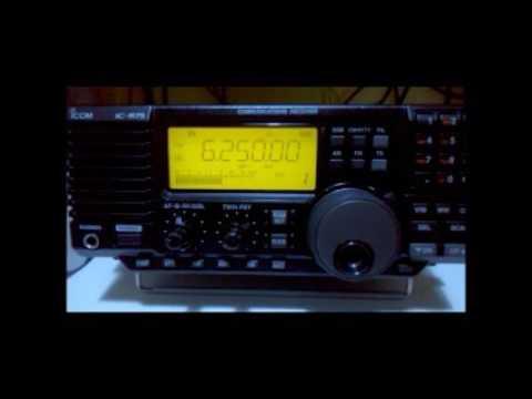 6250 kHz Radio Nacional, Malabo - Guinea Equatorial