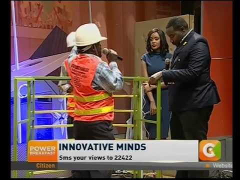 Power Breakfast Interview: Innovative minds