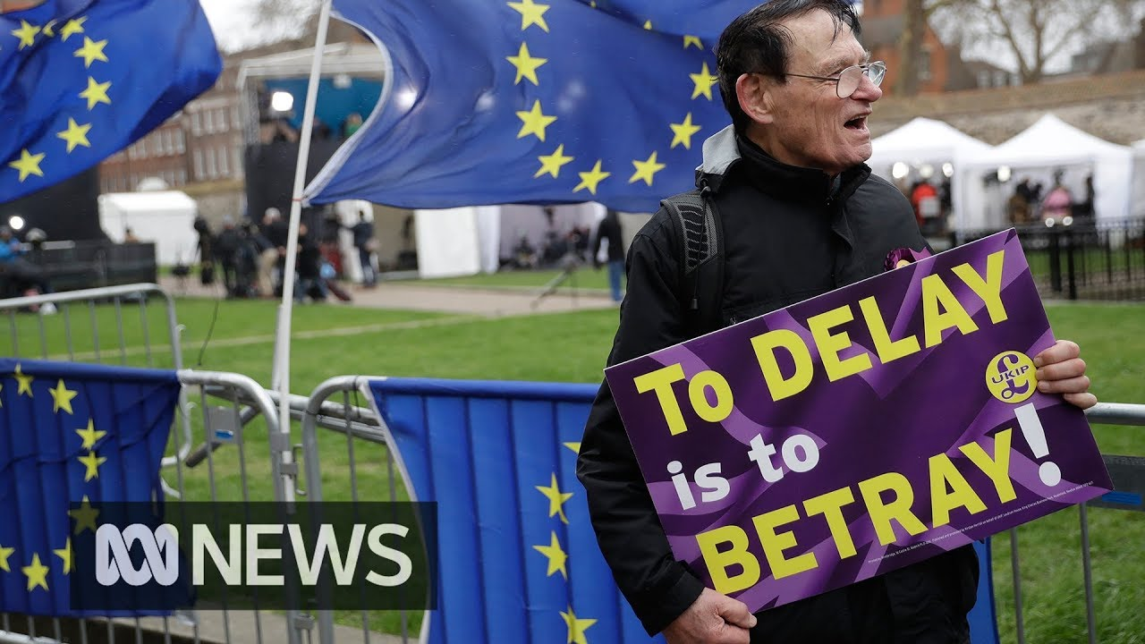 British Parliament votes to delay Brexit | ABC News