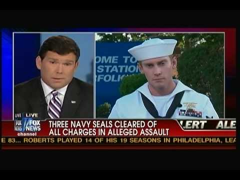 Navy SEAL Matthew McCabe Cleared of all Charges - May 6, 2010