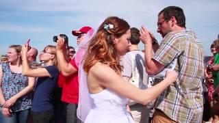 Улётная невеста свадьба видео