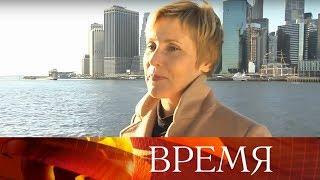 Люди, которые делают «Время»: журналист и ведущая Жанна Агалакова.