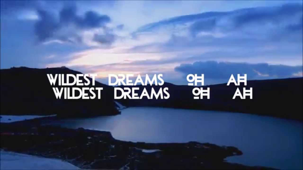 Taylor Swift  Wildest Dreams songtekst  Songtekstennl