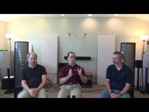 MartinLogan Factory Tour on Electrostatic Speakers & More