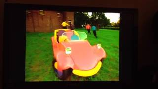 The Wiggles Movie - We Like To Say Hello (Instrumental)+Wiggles Enter Big Red Car