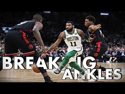 Kyrie Irving BREAKING Some Ankles Highlights