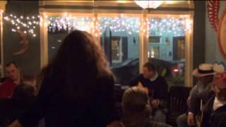 Good Ol Boys (waylon Jennings Dukes Of Hazard Cover) Open Jam - Flying Pie - Newberry, Sc