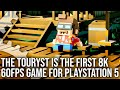 'The Touryst' eerste console-game die 8K op 60 fps ondersteunt