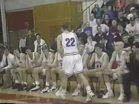 1994 Minnesota Boys High School All Star Game & Dunk Contest - Saturday April 9th, 1994