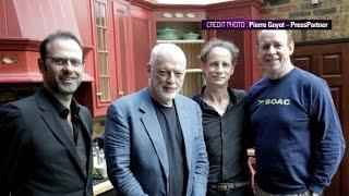 David Gilmour crée une chanson avec le jingle de la SNCF