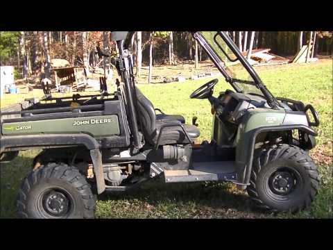 Dont buy a Gator until you see this: A farmer's comprehensive review of the John Deere Gator 825i