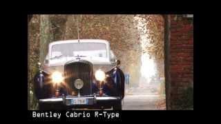 Bentley Cabrio R-Type - Autonoleggio Bianchi