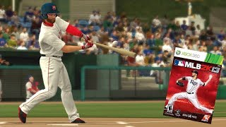 MY FIRST CAREER 2 HOME RUN GAME! MLB 2K13 Gameplay #10