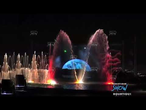 Water vision  Aqua vision Water Curtain for water shows   (MCT Group)