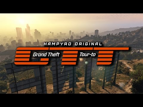 The Grand Tour Begins! - (Grand Theft Tourto) | Episode One