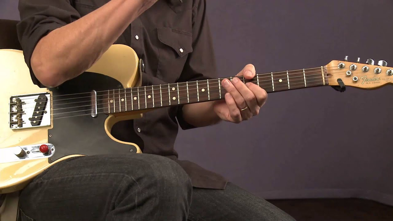 Blues Guitar Lessons With Keith Wyatt Blue Notes The Blue Third
