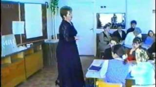 1999 год - Открытый урок по математике (4