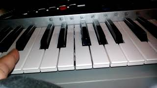 Default dance fortnite piano tutorial easy peasy