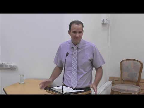 Επιστολή Ιακώβου α' 19-20 | Περάκης Δημήτρης