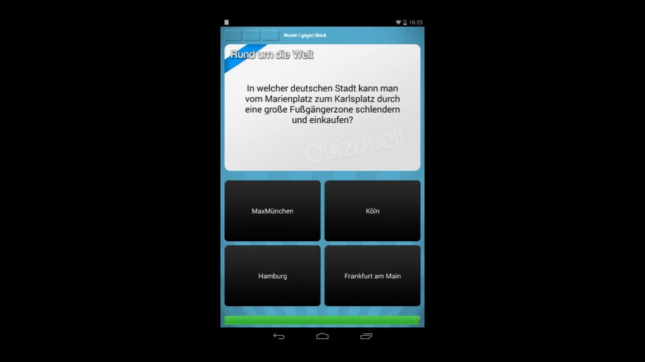 Quizduell Cheat/Hack (Android-German) - Funktioniert zur