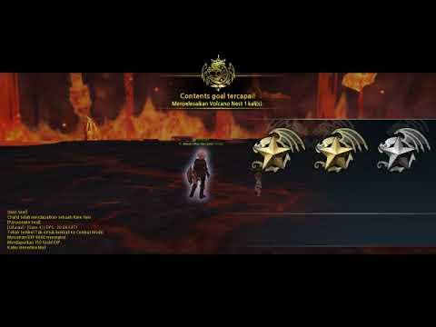 REVOLUTION DRAGONNEST PRIVATE SERVER] Inquisitor Test Volcano Nest
