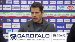 U.S. Lecce: 24-01-17 Presentazione Pedro Costa Ferreira