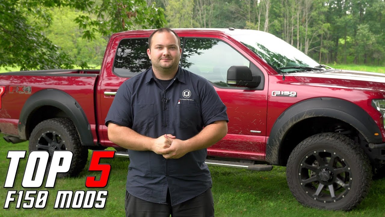 Top 5 Modifications for your F-150 EcoBoost